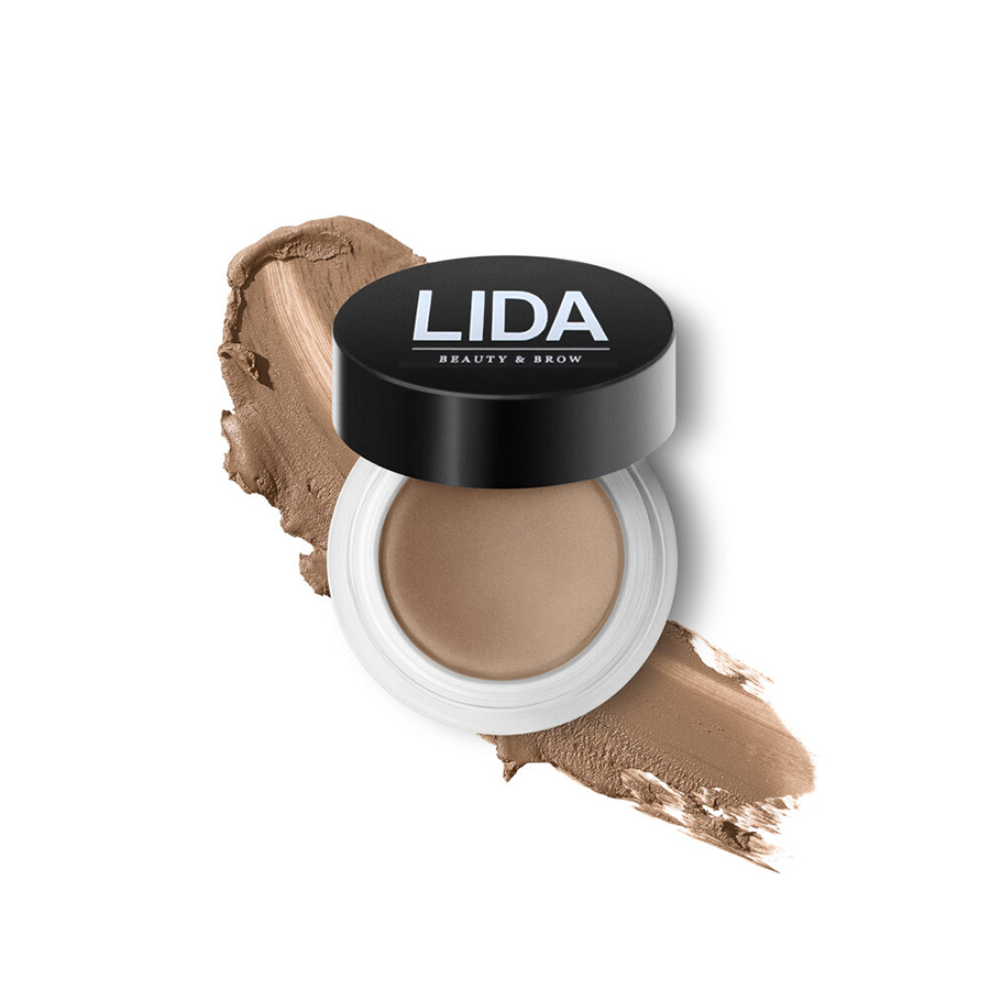 lida beauty and brow pomade balm